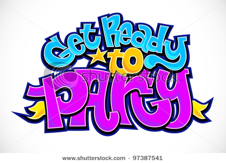Get ready to party clipart banner stock Free Party Time Cliparts, Download Free Clip Art, Free Clip Art on ... banner stock