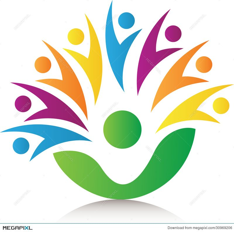 Get together logo clipart image transparent People together logo | Very cute idea. | Logos design, Clip art ... image transparent