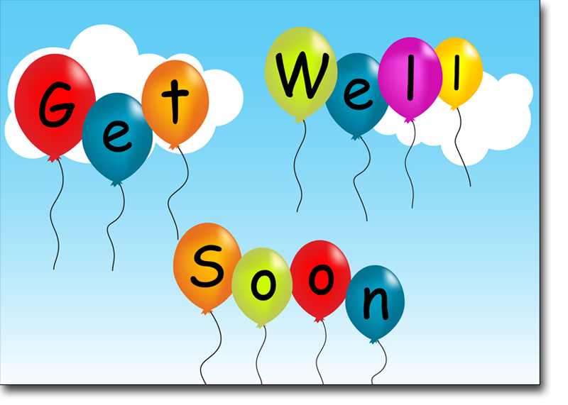 Get well balloons clipart png library stock Get Well Balloons Clipart png library stock