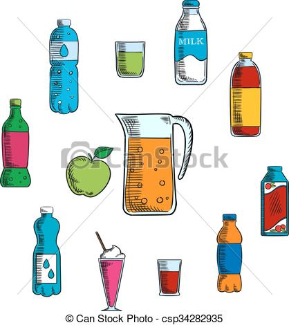Getrnke bilder clipart clipart library download Non alcoholic Stock Illustrations. 1,873 Non alcoholic clip art ... clipart library download