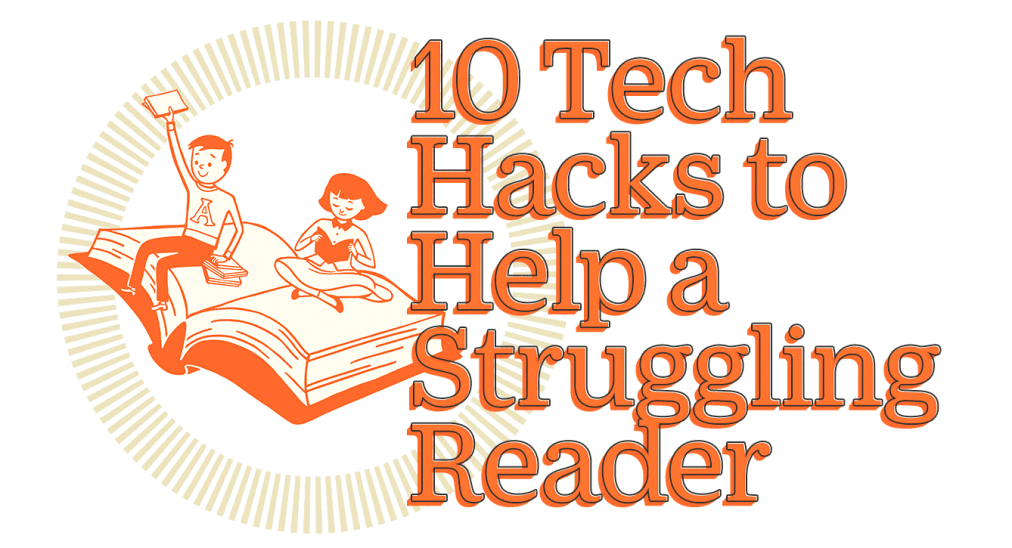 Getting harder and harder to read small print clipart clip art freeuse download 10 Tech Hacks for Struggling Readers clip art freeuse download
