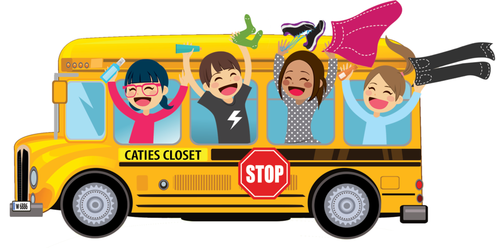 Getting on school bus clipart image royalty free download Catie's Closet | fill the bus image royalty free download