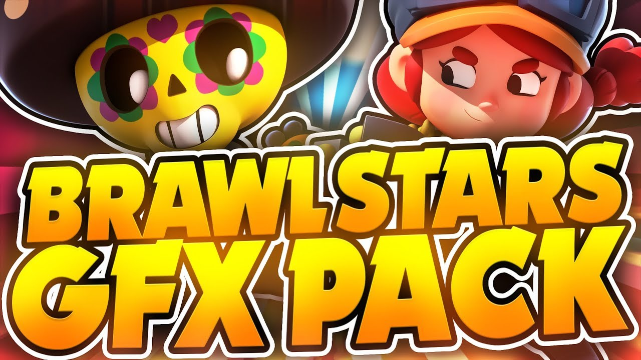 Gfx clipart pack picture Brawl Stars GFX PACK [2019] - DOWNLOAD !!! picture