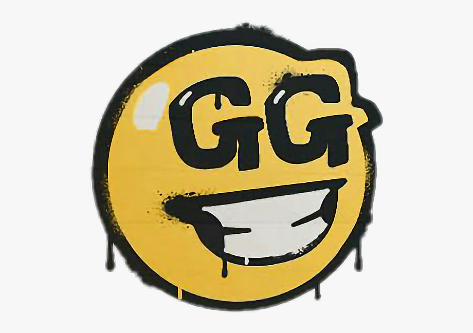 Gg logo clipart graphic black and white download Fortnite Sticker - Fortnite Gg Sticker #1125863 - Free Cliparts on ... graphic black and white download
