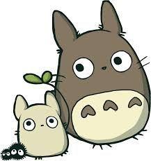 Totoro clipart vector freeuse download Studio ghibli clipart 1 » Clipart Portal vector freeuse download