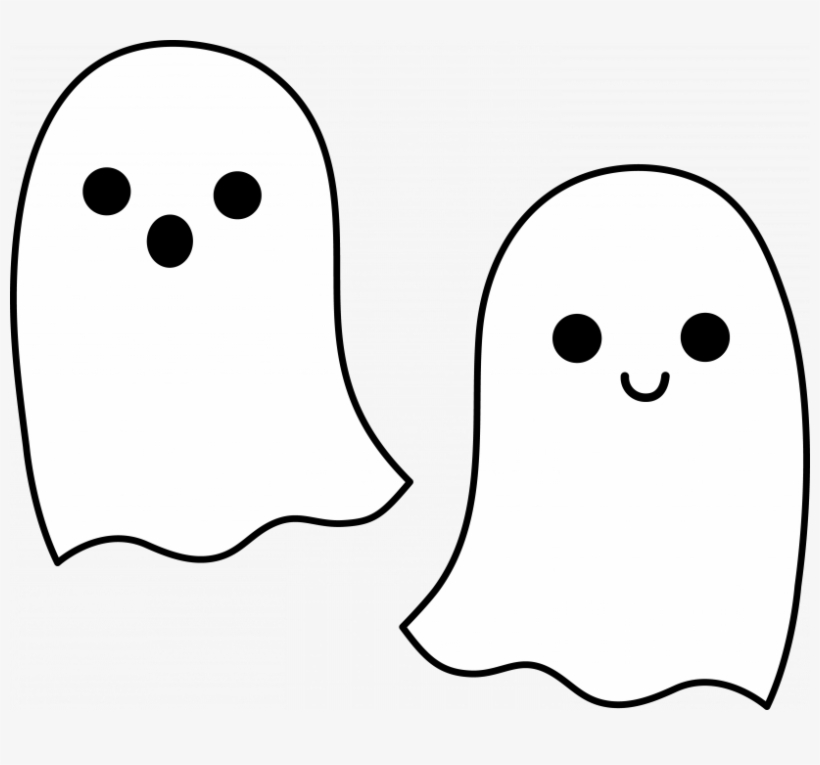 Gohst clipart vector royalty free library Emoji Halloween Ghost Clipart - Ghost Clipart - Free Transparent PNG ... vector royalty free library