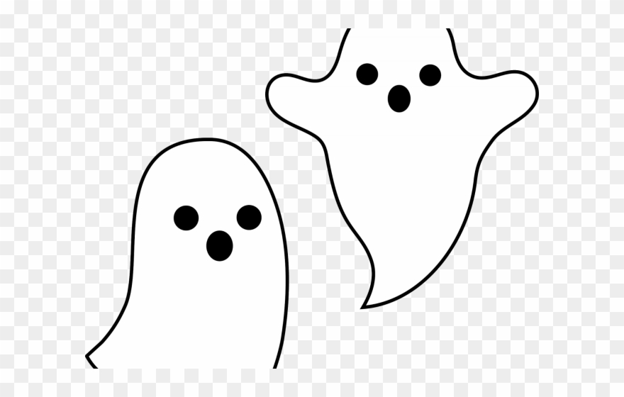 Ghost clipart for ghosting banner Ghostly Clipart Ghost Story - Cute Pumpkin Carving And Drawing Ideas ... banner