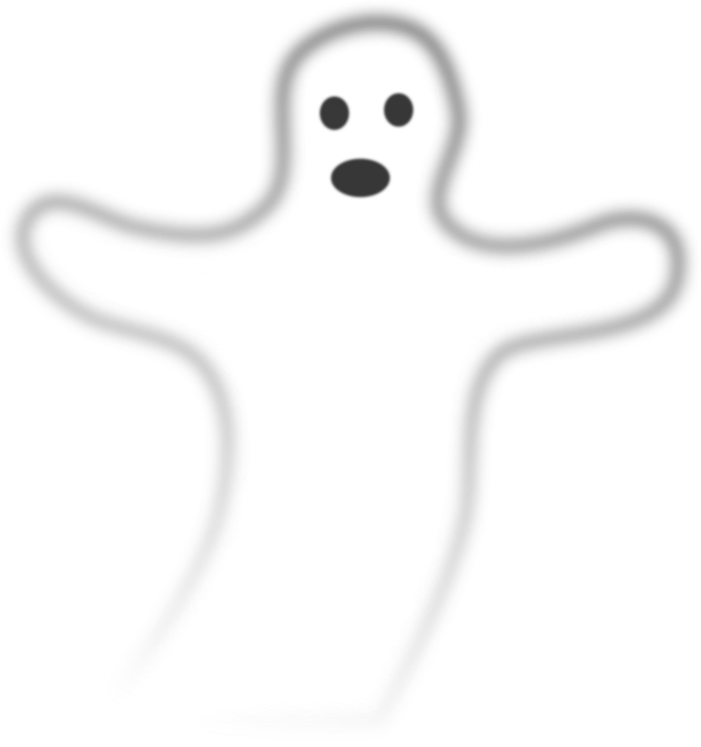 Ghost clipart with crown picture freeuse Clipart - Ghost, Classical picture freeuse