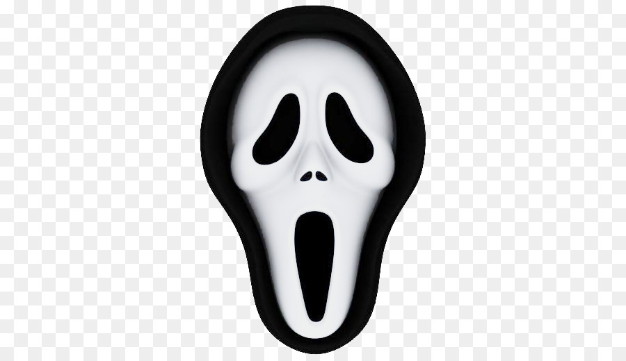 Ghost face clipart svg black and white Halloween Ghost Cartoon png download - 512*512 - Free Transparent ... svg black and white