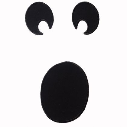 Ghost faces clipart image free download Ghost Face Applique | halloween | Ghost faces, Halloween ghosts ... image free download