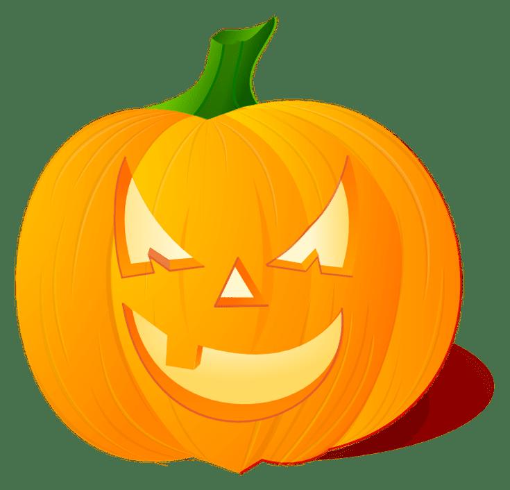 Halloween raven pumpkin clipart banner stock 1,511 Creepy, Spooky, and Fun Free Halloween Clip Art Images | Free ... banner stock