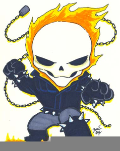 Ghost rider clipart image transparent library Ghost Rider Clipart   Free Images at Clker.com - vector clip art ... image transparent library