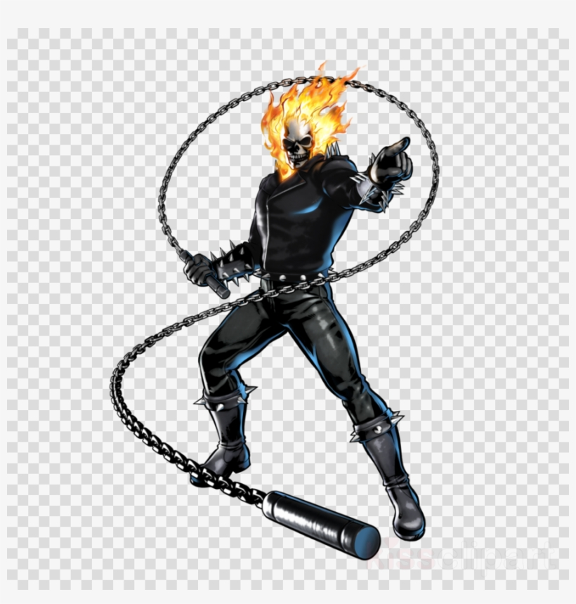 Ghost rider clipart clip art free library Download Ghost Rider Png Clipart Johnny Blaze Ultimate - Ghost Rider ... clip art free library
