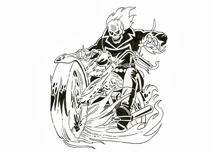 Ghost rider clipart image free stock Ghost Rider Clip Art   Skull   Art, Halloween art, Ghost rider image free stock