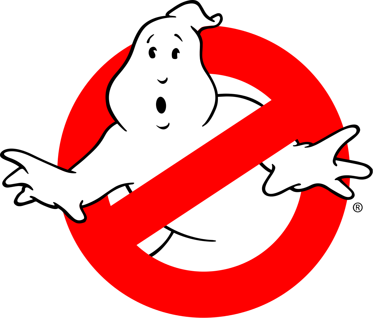 Ghostbusters car clipart graphic royalty free Ghostbusters Logo transparent PNG - StickPNG graphic royalty free
