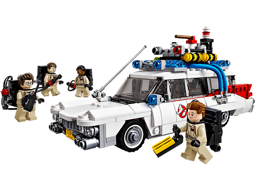 Ghostbusters car clipart vector stock Lego Ghostbusters PNG transparente - StickPNG vector stock