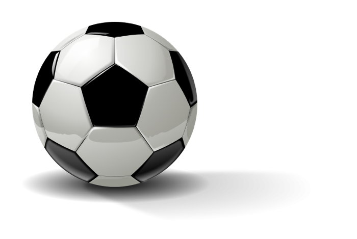 Football animated clipart banner black and white download Rotating soccerball clipart animated - ClipartFest banner black and white download