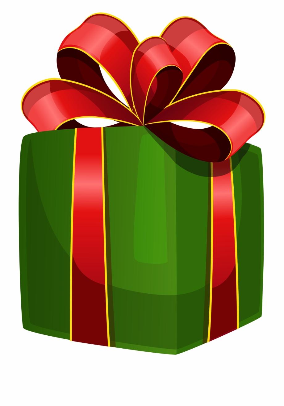 Gift box clipart image png Green Gift Box Png Clipart - Gift Box Clipart Png Free PNG Images ... png