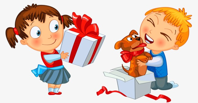 Gift giving clipart clip royalty free library Giving gift clipart 6 » Clipart Station clip royalty free library