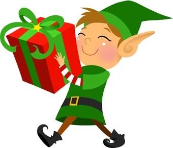 Gift giving clipart jpg transparent Christmas gift giving clipart 1 » Clipart Portal jpg transparent