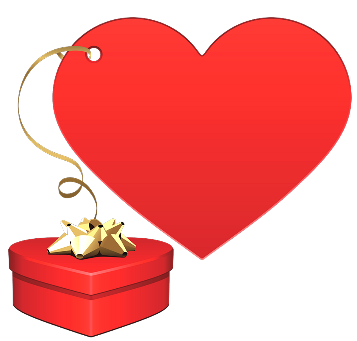 Gift heart clipart svg library download Valentine Day pictures PNG Transparent svg library download