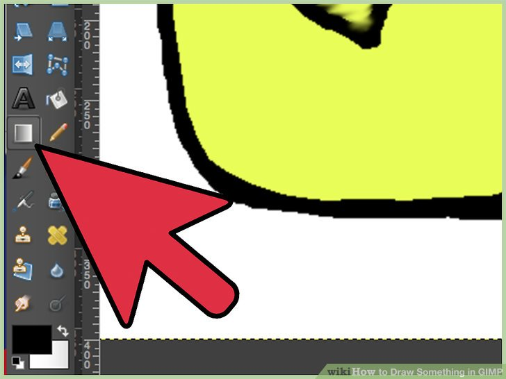 Gimp 24 bit clipart picture royalty free download How to Draw Something in GIMP (with Pictures) - wikiHow picture royalty free download