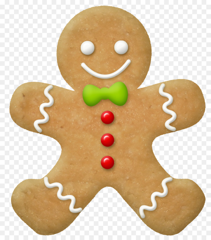 Ginger snap clipart picture transparent download Christmas Gingerbread Man png download - 916*1038 - Free Transparent ... picture transparent download