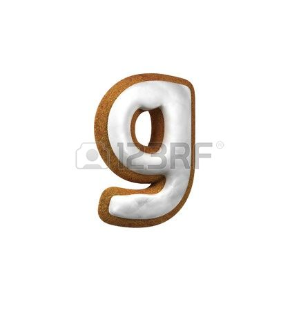 Gingerbread alphabet letter g clipart graphic library Free Premium Cliparts - ClipartFest graphic library