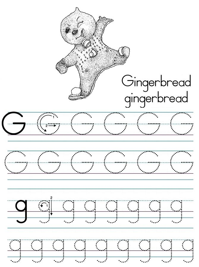 Gingerbread alphabet letter g clipart graphic royalty free 17 Best ideas about Letter G Worksheets on Pinterest | Letter g ... graphic royalty free