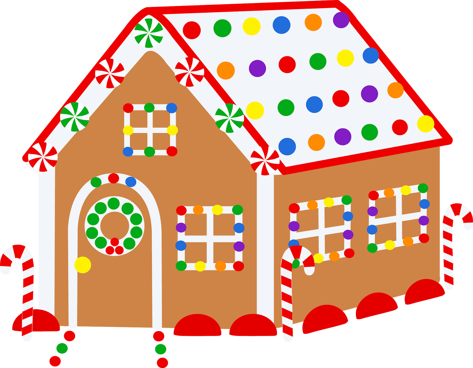 Graham cracker gingerbread house clipart clipart library ForgetMeNot: Christmas cakes Gingerbread House clipart library