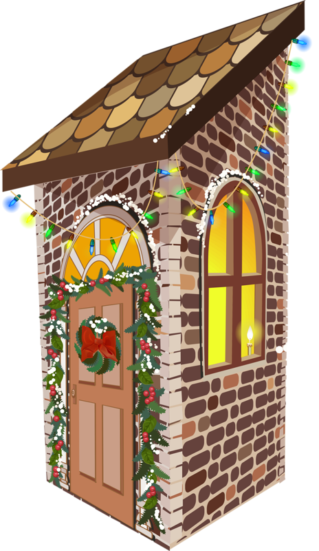 Gingerbread house windows clipart graphic royalty free stock maisons,house,tubes,noel | House | Pinterest | Noel, Clip art and ... graphic royalty free stock