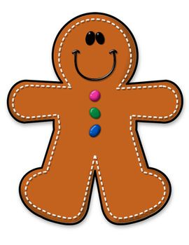 Gingerbread free clipart picture transparent FREEBIE Gingerbread Boy - Gingerbread Man Clipart | FREE Clipart ... picture transparent