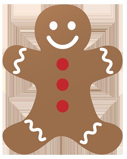 Gingerbread man silhouette clipart clip freeuse download Free Gingerbread Man Silhouette, Download Free Clip Art, Free Clip ... clip freeuse download