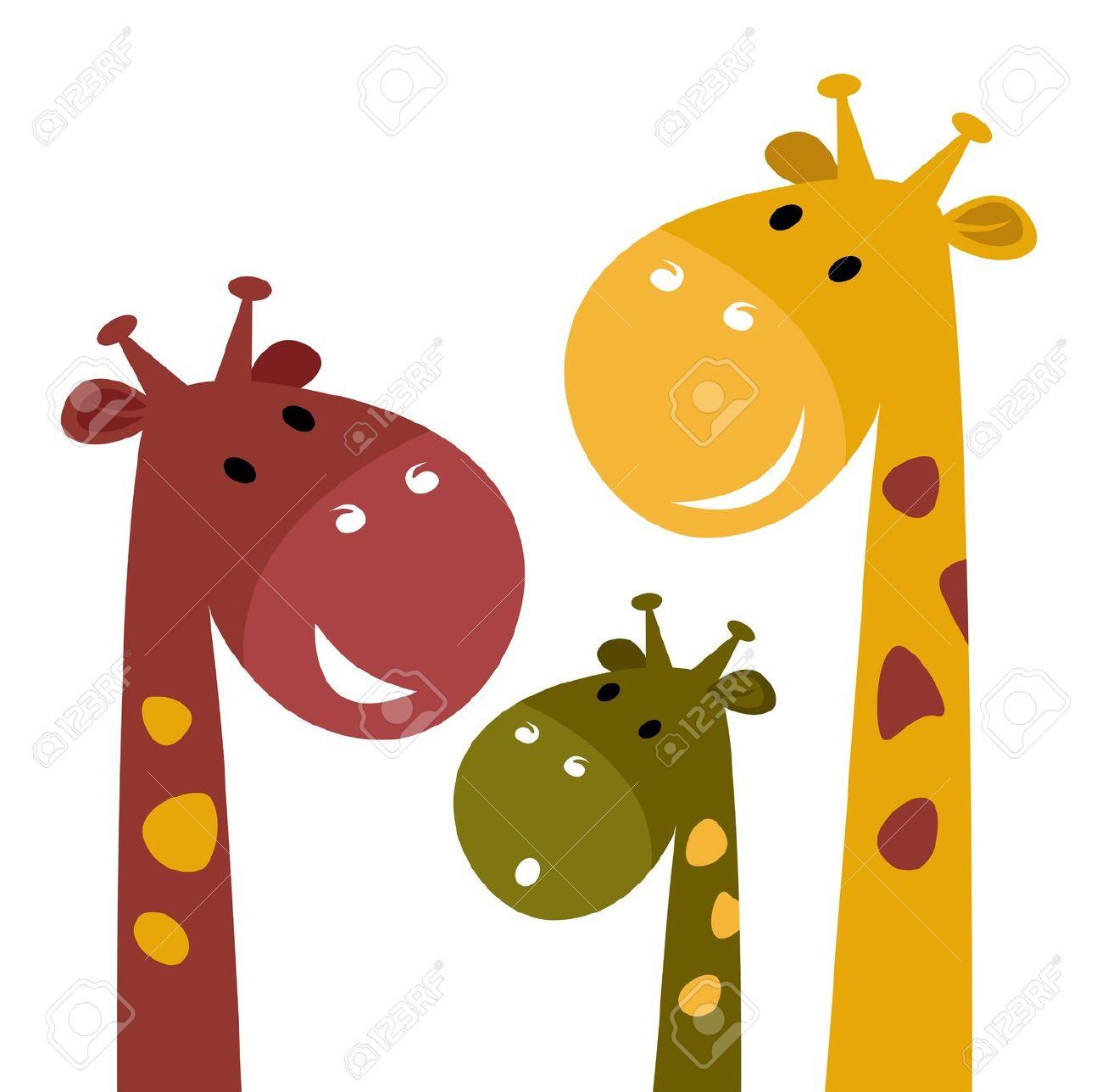 Giraffe clipart kostenlos clip royalty free stock 19,621 Giraffe Stock Vector Illustration And Royalty Free Giraffe ... clip royalty free stock