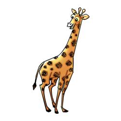 Giraffe clipart kostenlos svg royalty free download Giraffe clipart kostenlos - ClipartFest svg royalty free download