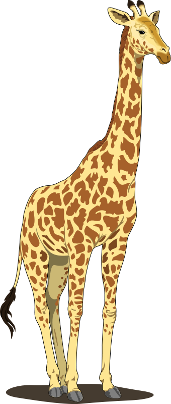 Giraffe clipart kostenlos png royalty free library Giraffe clipart images - ClipartFox png royalty free library