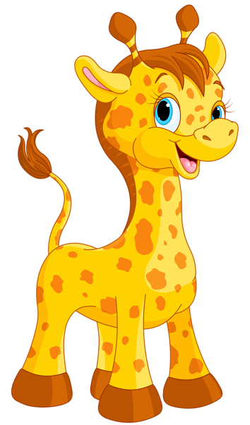 Giraffe clipart png graphic royalty free Pin by Melissa Cedeno on Giraffe   Giraffe cartoon drawing, Cartoon ... graphic royalty free