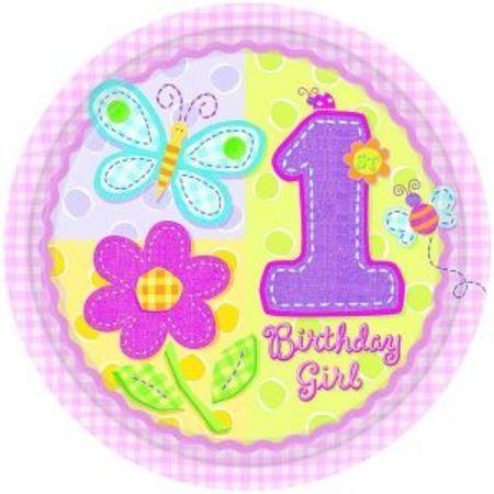 Girl 1st birthday clipart jpg stock 1st Birthday Party Supplies Party Supplies Perth - Balloon World jpg stock