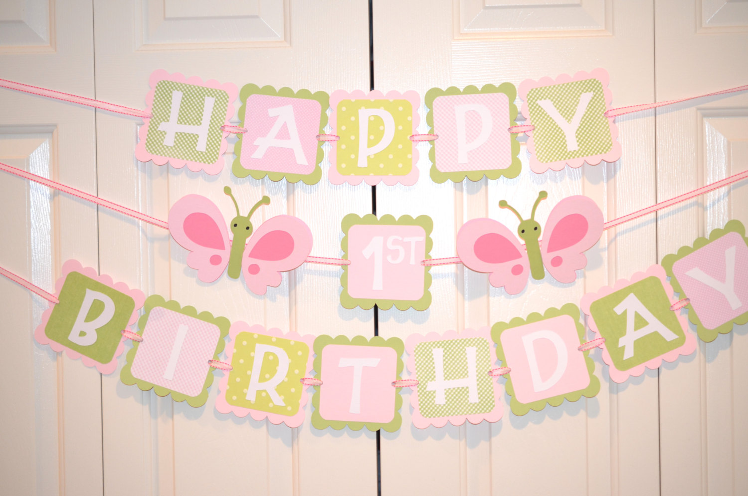 Girl 1st birthday clipart banner png library download One clipart first birthday balloons butterfly - ClipartFox png library download