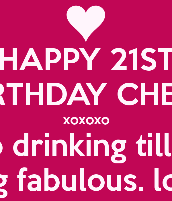 Girl 21st birthday clipart banner library stock Happy 21st Birthday | Free Download Clip Art | Free Clip Art | on ... banner library stock