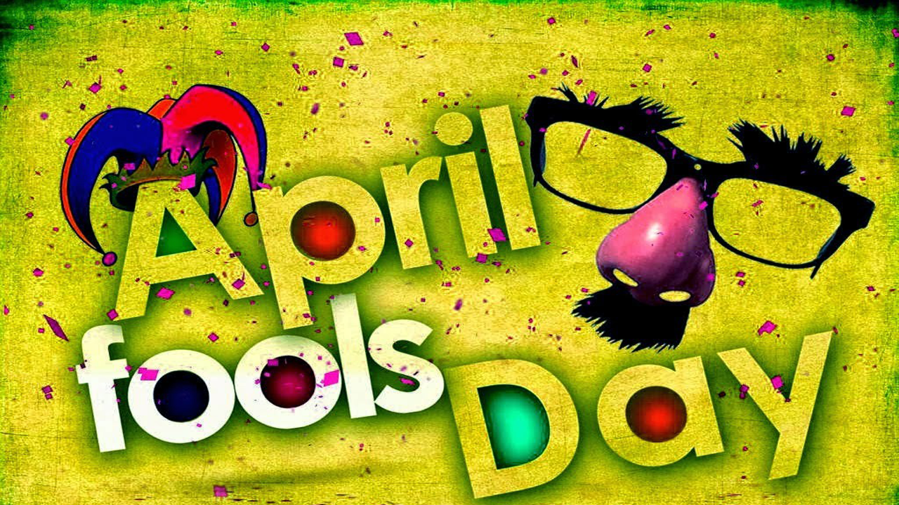 Girl april fools day clipart clip art black and white stock Happy April Fools Day 2017 Themes, Wallpapers for Desktop/Laptop ... clip art black and white stock