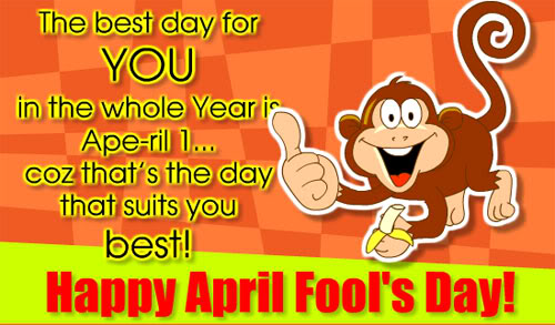 Girl april fools day clipart banner freeuse stock Best April Fools Text Messages [Most Crazy] banner freeuse stock