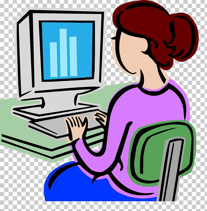 Girl at computer clipart jpg royalty free download Computer Woman PNG, Clipart, Area, Artwork, Communication, Computer ... jpg royalty free download