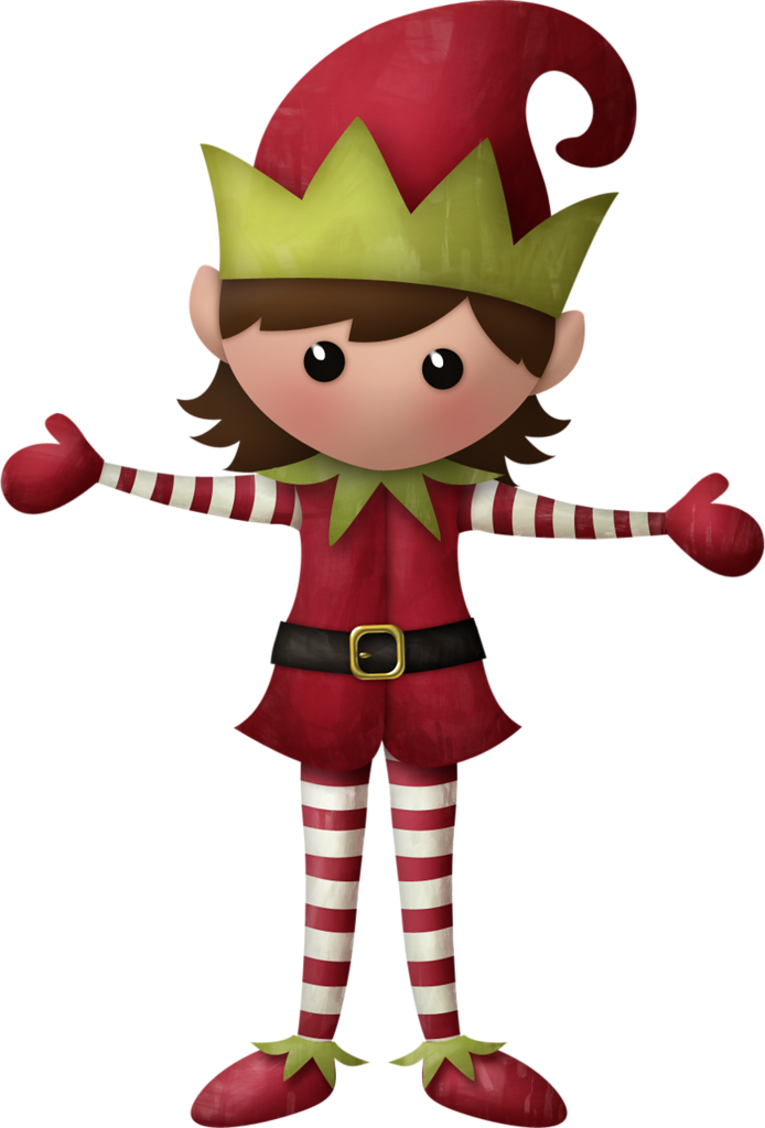Girl christmas elf clipart library KAagard_MerryChristmas_ElfGirl1.png | Christmas Elves | Christmas ... library