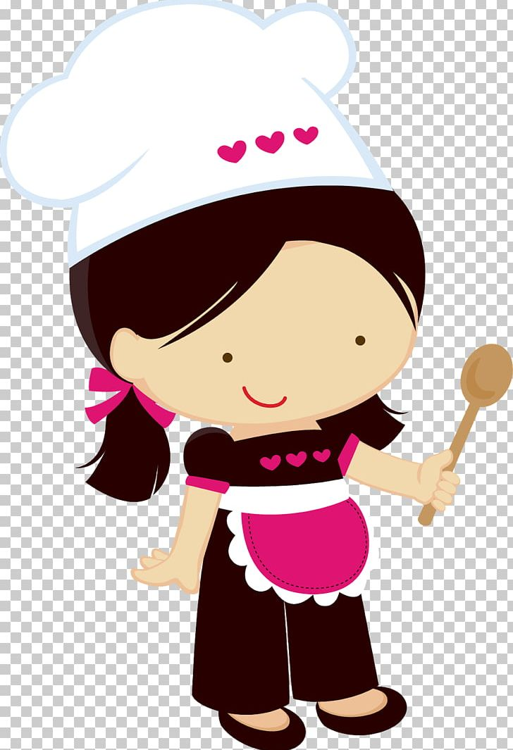 Girl cooking clipart picture transparent download Chef Girl Woman Cooking PNG, Clipart, Art, Boy, Cartoon, Chef, Child ... picture transparent download