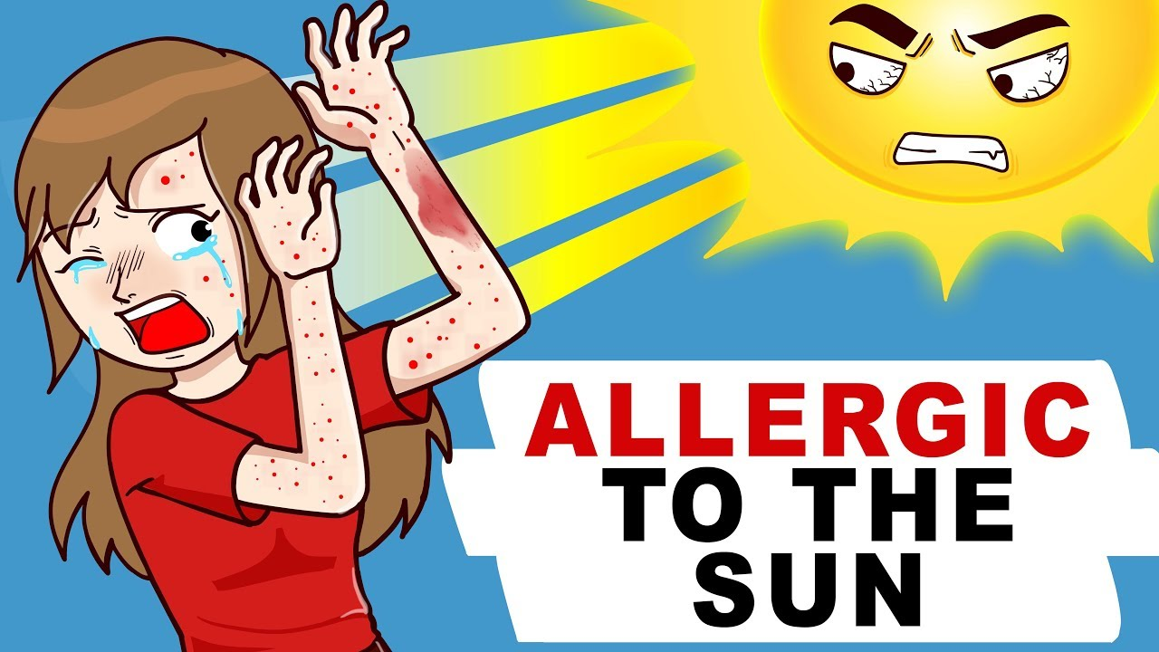 Girl crying because her sand castle is ruined clipart download I Am Allergic To The Sun download