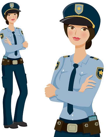Police woman clipart jpg library stock Female police officer clipart 5 » Clipart Portal jpg library stock