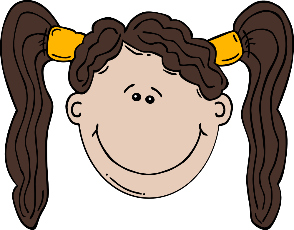 Girl driving car clipart png clipartist.net   Clip Art   gerald g girl face 2 SVG - Hanslodge ... png