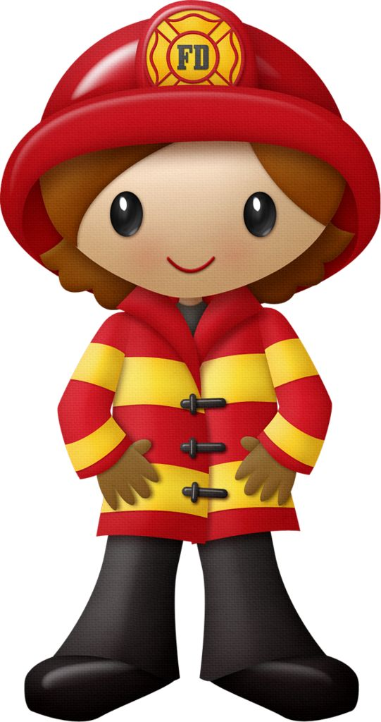 Girl firefighter clipart picture stock 17+ Firefighter Clipart | ClipartLook picture stock