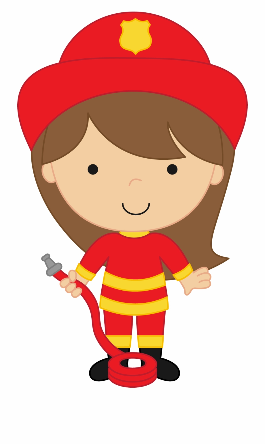 Girl firefighter clipart graphic black and white stock English Classes For Kids, Classroom Clipart, Fireman - Firefighter ... graphic black and white stock